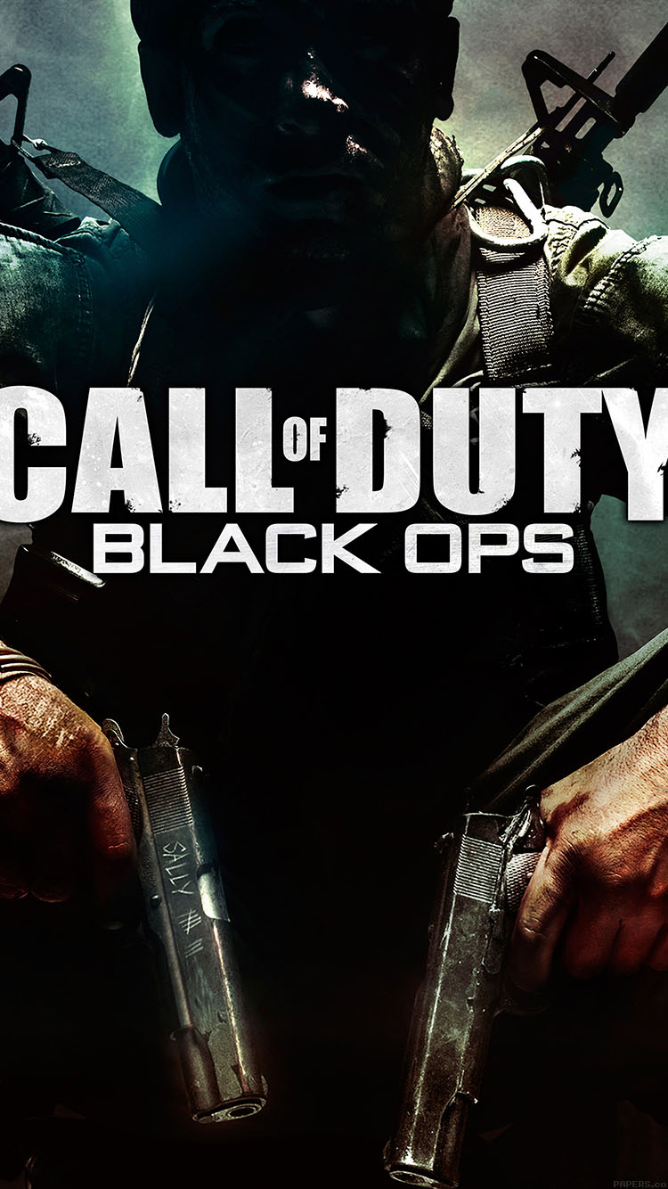 COD Black Ops HD Gaming Wallpapers for iPhone 7