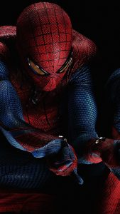 Angry Spider Man HD Gaming Wallpapers for iPhone 7