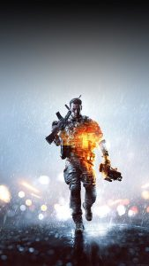 Battlefield HD Gaming Wallpapers for iPhone 7