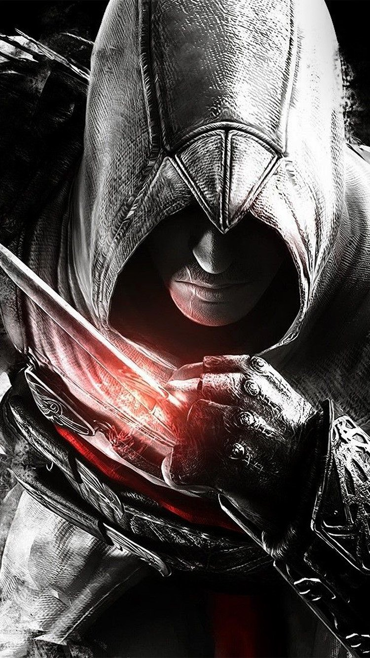 Assassin's Creed HD Gaming Wallpapers for iPhone 7