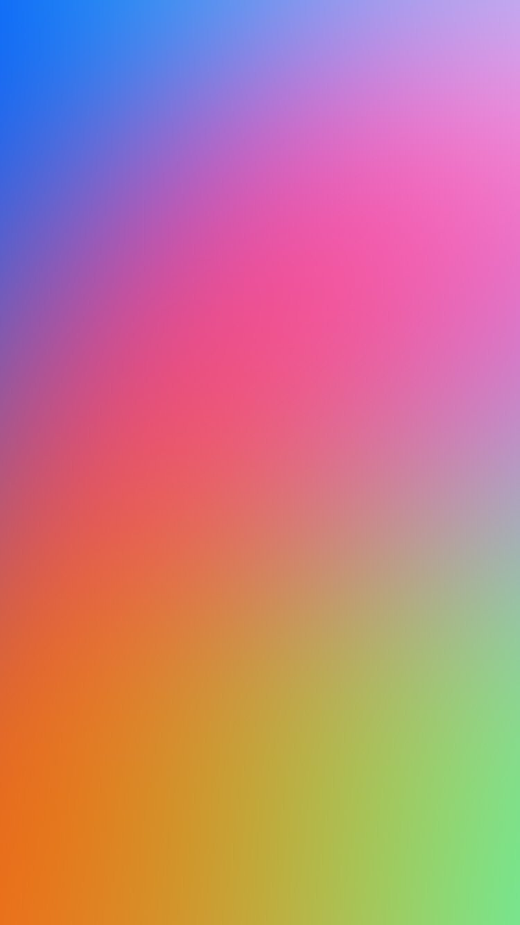 Blur Light iPhone 7 Colorful Wallpapers