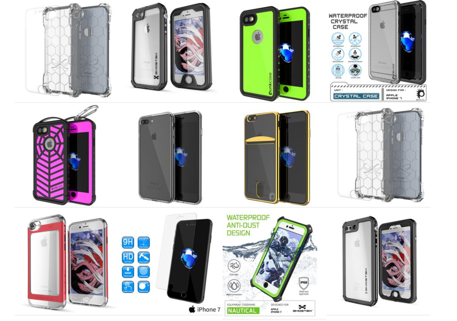Apple cases $20 or less for iPhone 6, 6S and 7