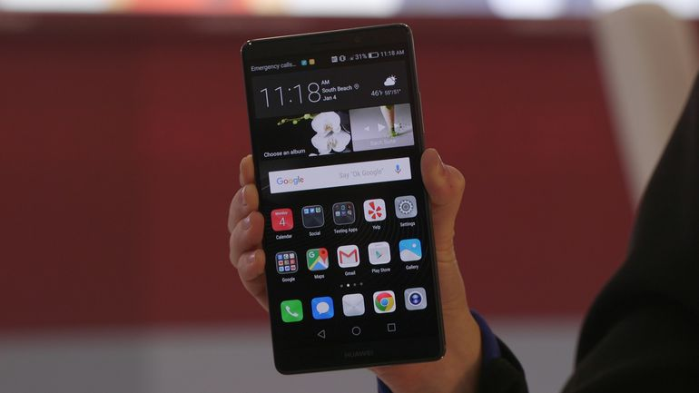Huawei Mate 8: The Best Valued Android Phone of Last Year