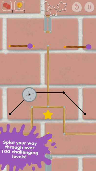 Review: AcroSplat - A colourful, fun and addictive game for iOS devices