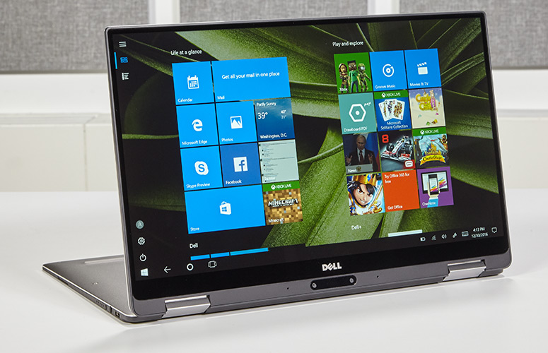 Dell XPS 13: The Worlds Smallest 2in1 Device