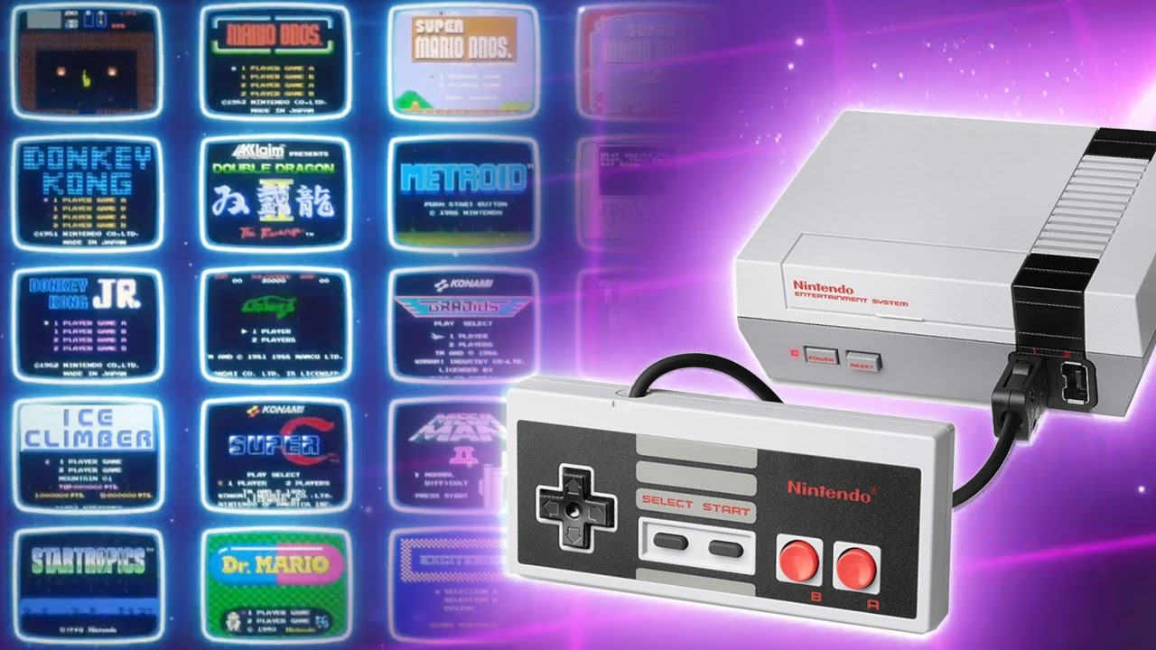 The Nintendo Switch Could Learn From The Nintendo NES Classic Mini