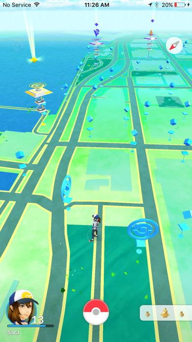 Pokemon GO Game - Maps