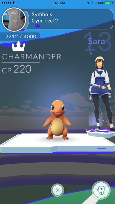 Pokemon GO - Players