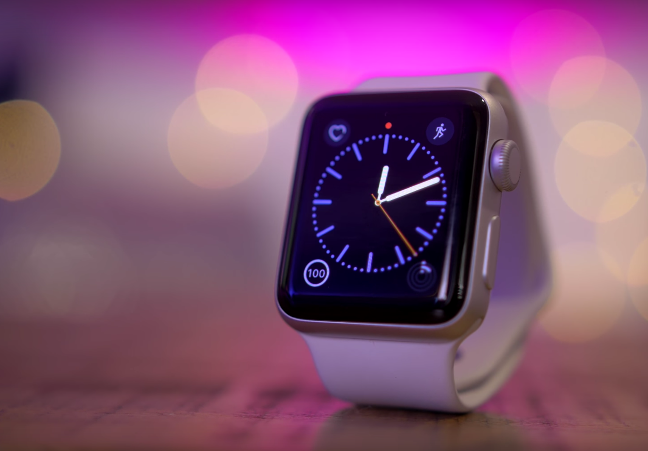 A picture of the Apple Watch 3