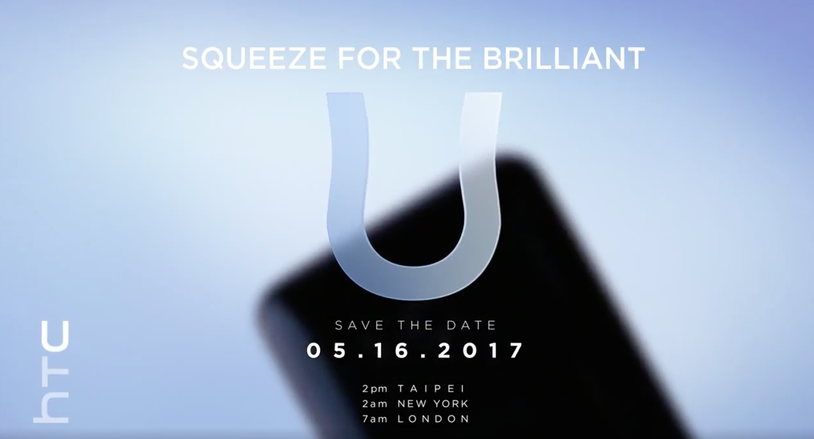 Image of the latest HTC U 11