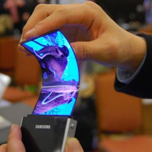 Could Samsung's First Ever Foldable Phone Be The Future Of Smartphones?