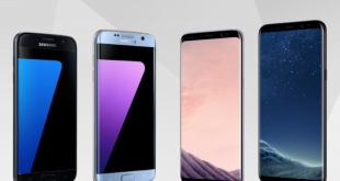 Samsung Releases Official Spec Comparison For Galaxy S7 and Galaxy S8