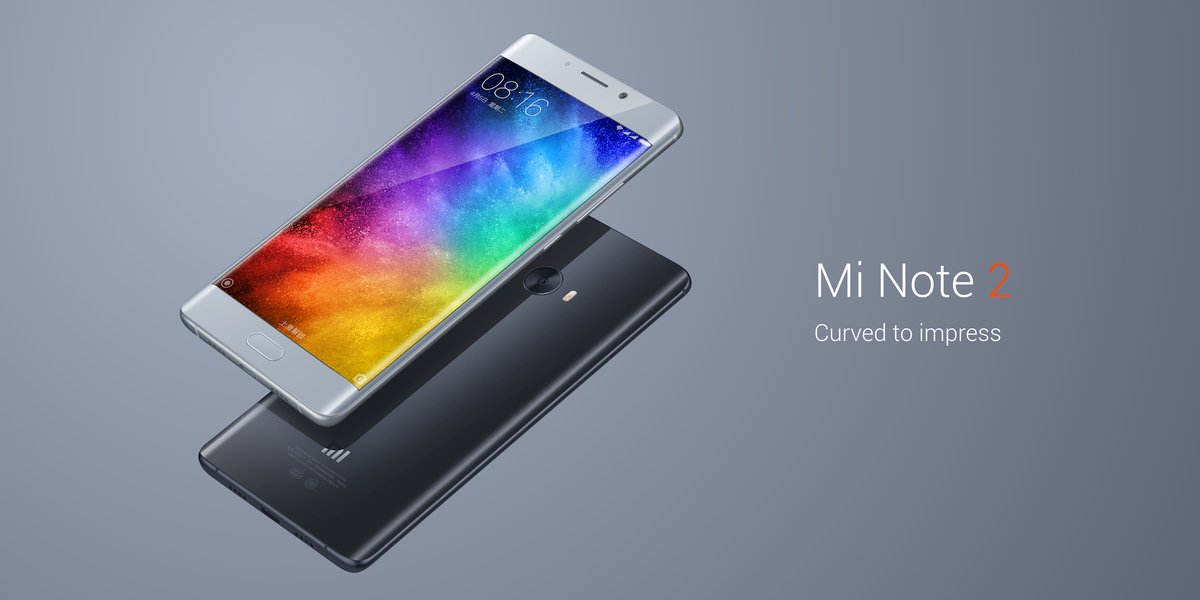 Xiaomi Mi Note 2 Prices To Drop After Latest Release
