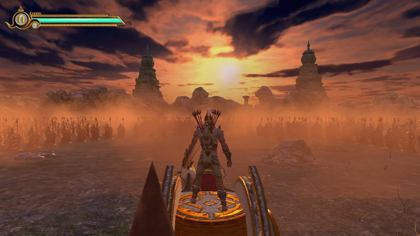 LoA - Legend of Abhimanyu: iOS Game Review
