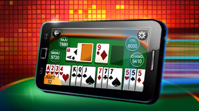 Mobile Rummy Gaming