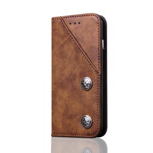 iPhone X Leather Cover 1