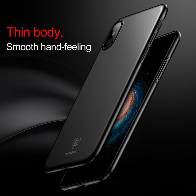 Ultra Thin Slim iPhone X Luxury Case