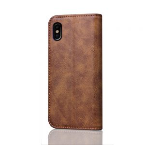 iPhone X leather Cover 2