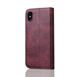 iPhone X leather Cover 7