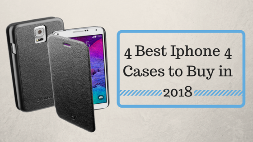 OMG! The Best iPhone 4 cases Ever! [2018]