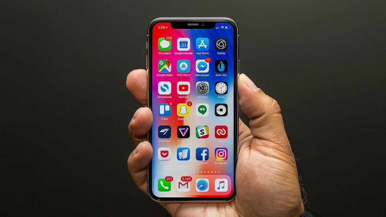 Three New iPhones In 2018