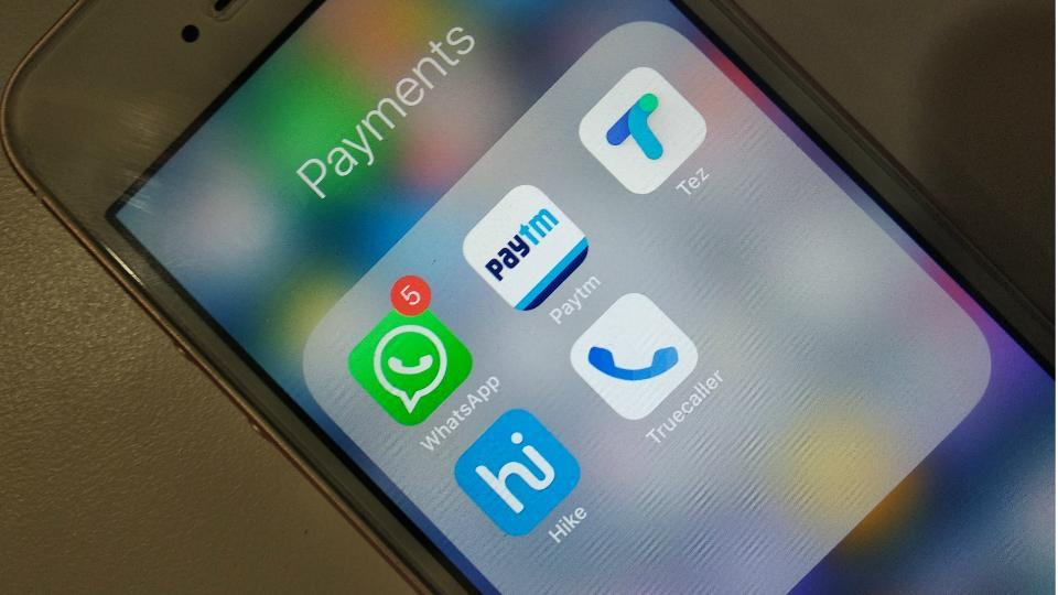 e-wallets available for iOS