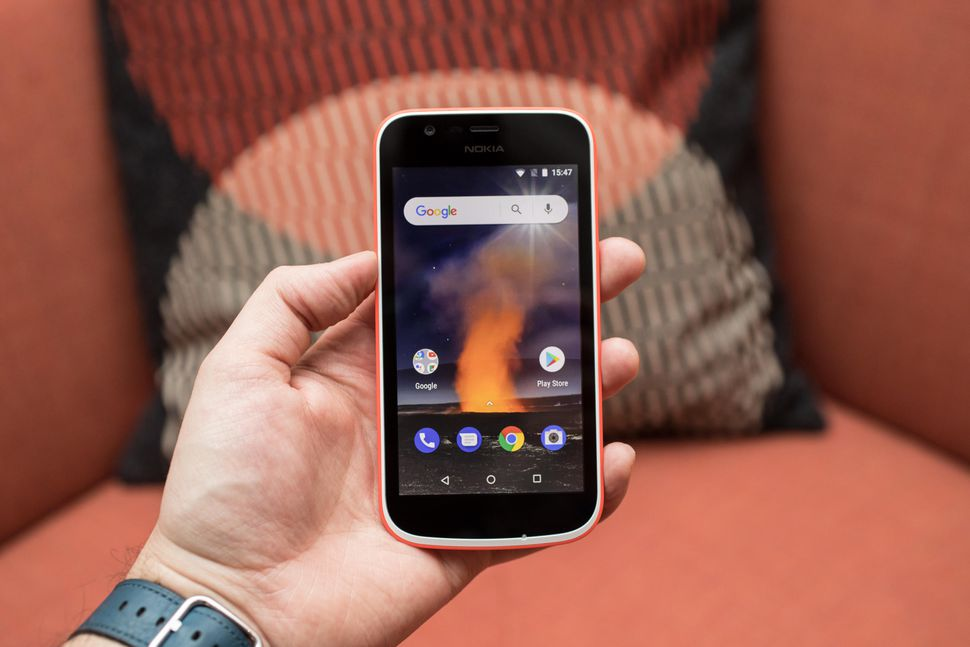Nokia 1: A budget Android Go phone