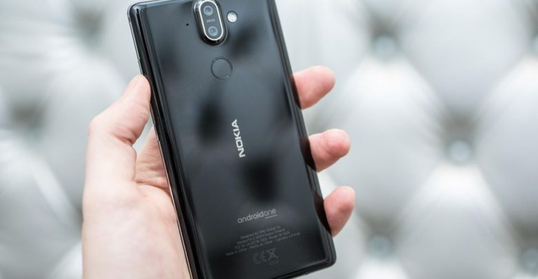 HMD unveils the Nokia 8 Sirocco: It's stunning