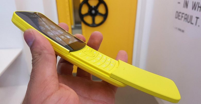 Nokia is resurrecting the 8110: The cool banana phone is back