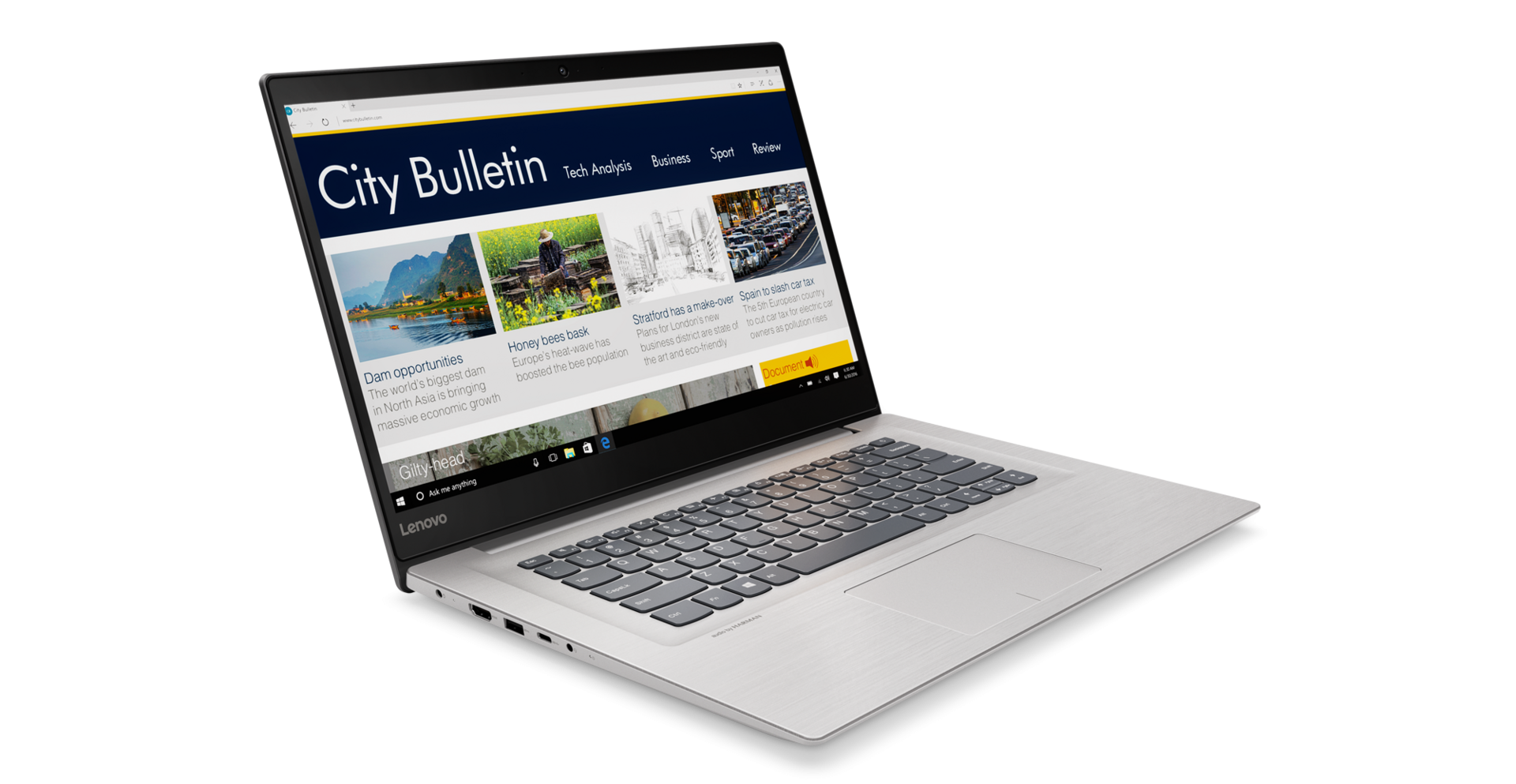 Lenovo budget laptop