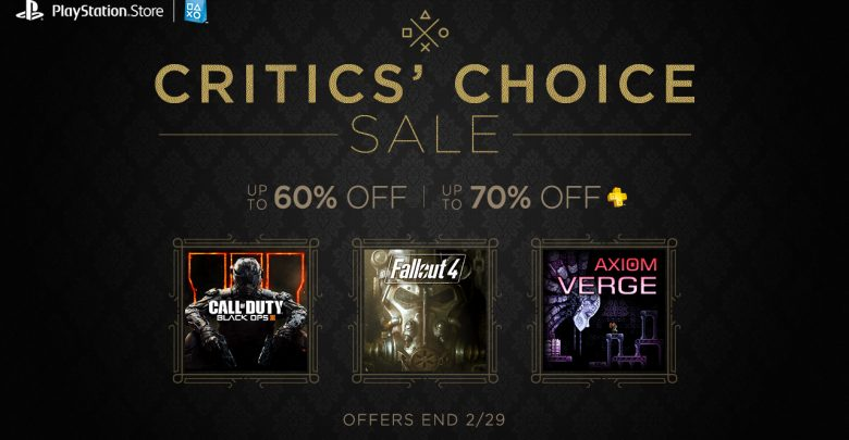 """Sony's """"Critics' Choice Sale"""" is here for the games on PS4, PS3, and Vita"""