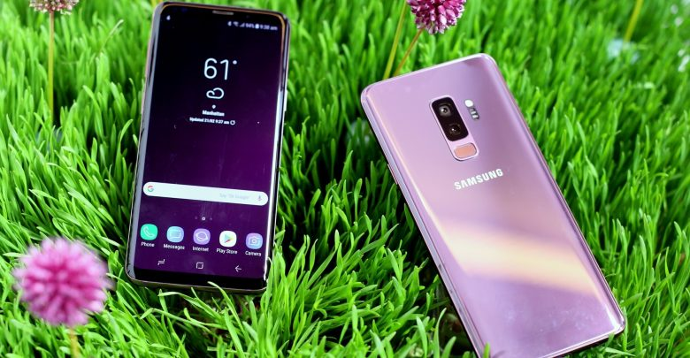 Microsoft selling customized Samsung Galaxy S9 and S9 Plus
