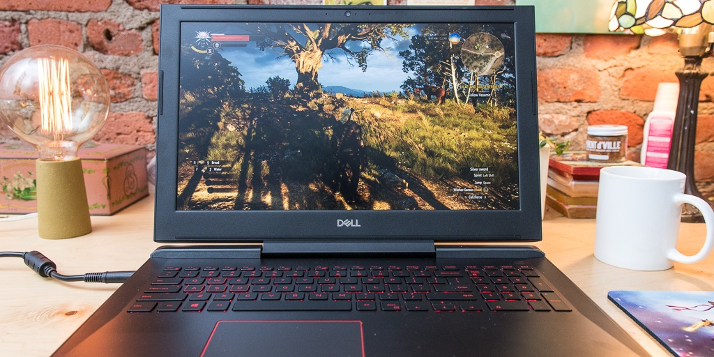 dell inspiron 5577 budget laptop