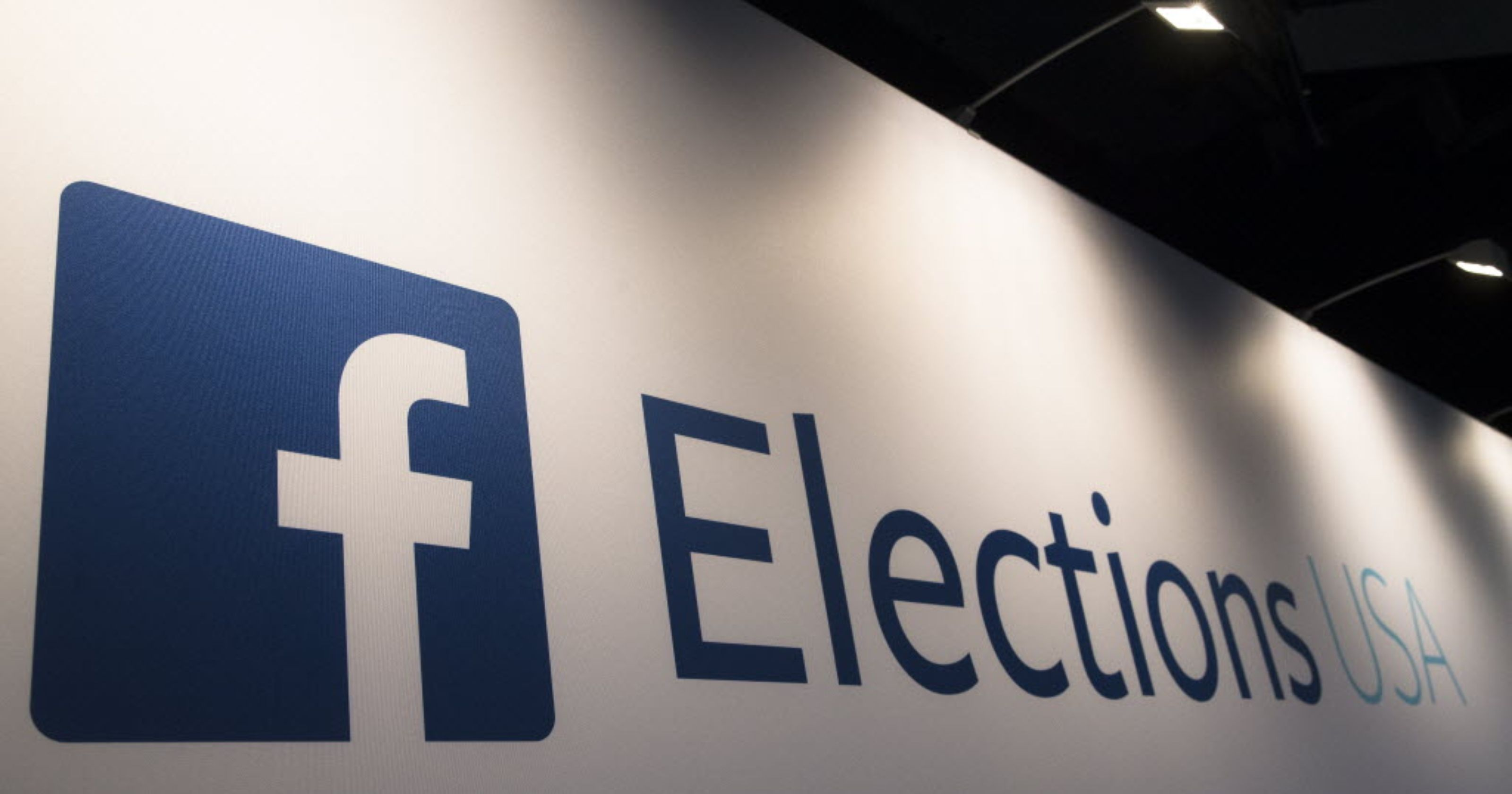 Facebook has criticised for rigging the elections