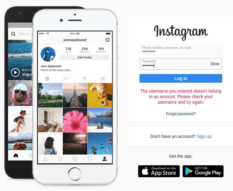 instagram down - photo #19
