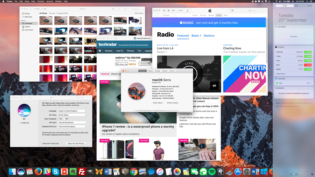 macOS: What to expect?