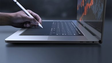 MacBooks will feature touch based keyboards in the future