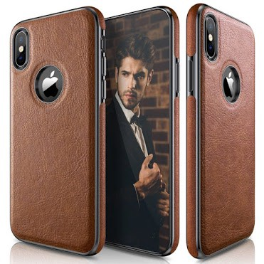 LOHASIC Ultra Slim & Thin Premium Leather Case
