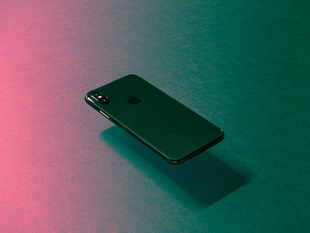 An image of a Luxury iPhone X Case