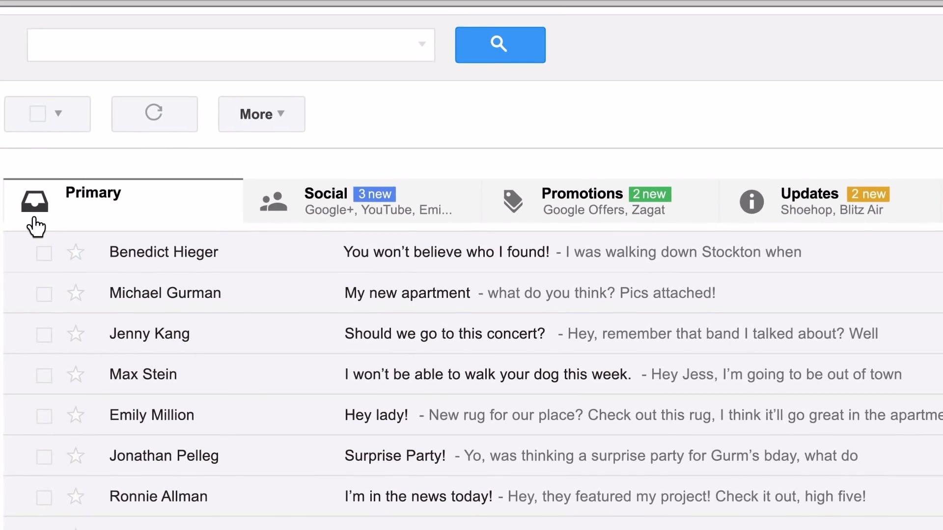 gmail-segregation