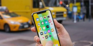The notched iPhone X