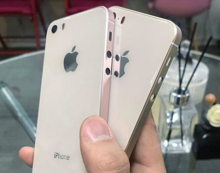 iPhone SE 2 leaked casings