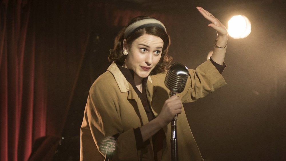 Mrs. Maisel turns to stand up comedy