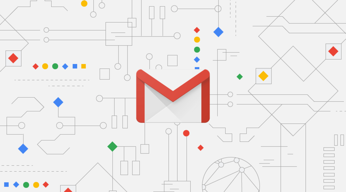 Gmail receives a fresh look