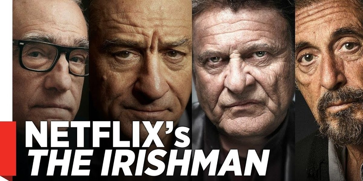 The Irishman: Release Date, Cast, and Plot Details