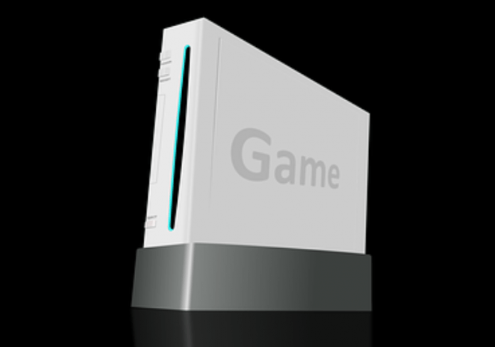 An image of a gaming console.