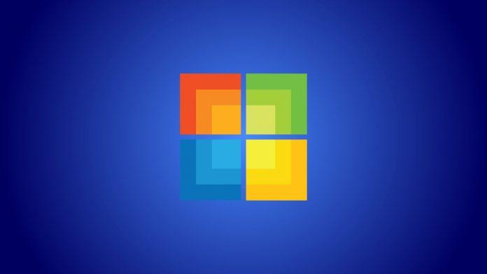 An image of the Microsoft logo.