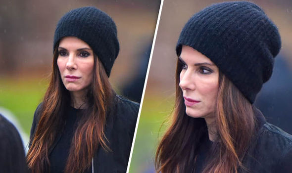 The serious Sandra Bullock