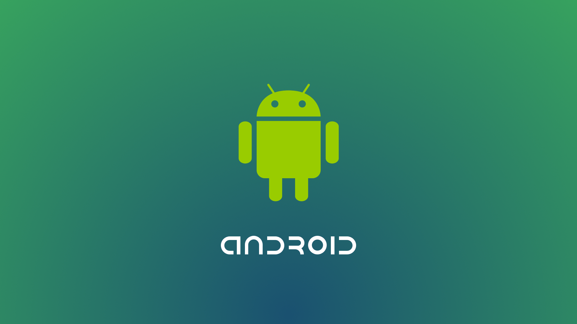 An image of an Android logo