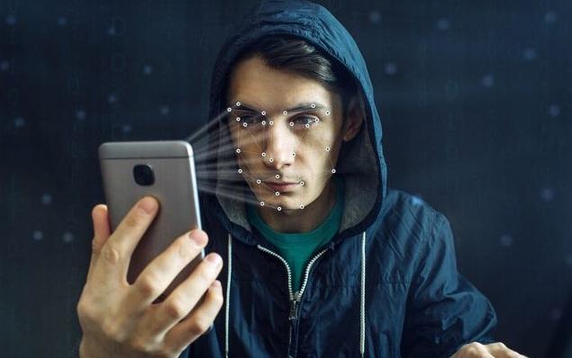 Xiaomi Mi 8 3D facial scanning